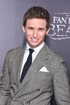 OK, so it's already been established that Eddie Redmayne is totally adorable. | Eddie Redmayne Was Adorably Embarrassed By An Old Video Of Him Singing