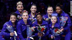 US women's gymnastics team is ready to rule Rio - CNN