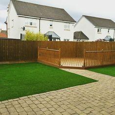 It's a good day! :)  #TheTurfWarehouse #artificial #fakegrass #artificialgrass #astroturf #grass #syntheticgrass #syntheticturf #garden #landscape #gardening #scotlandUK