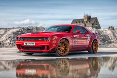 Dodge Challenger Hellcat Prior 01