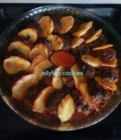 jellyfish cookies: Fırında köfte tarifi
