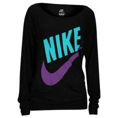 Nike Sportswear Longsleeve Top - Women's at Foot Locker