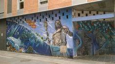 Street art in Las Palmas de Gran Canaria - Canary Islands