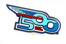 2012 Indy 500 logo pin