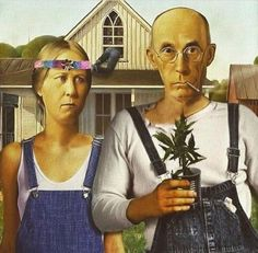 herb American Gothic