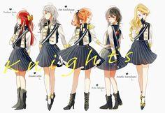 埋め込み Persona 5 Joker, Black Butler Kuroshitsuji, Anime Hair, Ensemble Stars, Kawaii Anime Girl, My Hero Academia Manga, My King, Cute Guys, Knight