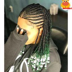 Mens Braids Hairstyles, Black Kids Hairstyles, Black Girl Braids, Braided Hairstyles For Black Women, Braids For Black Hair, My Hairstyle, African Hairstyles, Black Hair Braid Hairstyles, Braids For Black Kids