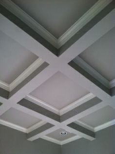 Pretty ceiling design