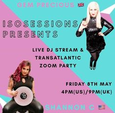 All The Way, Special Guest, Gem, Join, Dance, Female, Live, Amazing, Party