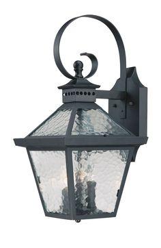 Kichler Lighting Brunswick H Olde Bronze Outdoor