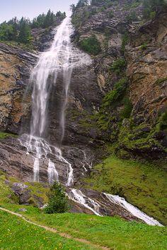 Fallbach waterfall - Malta, Austria Copyright: Robert Karpowicz