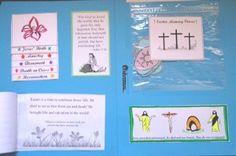 Religious Easter crafts from @Kelly Hancock