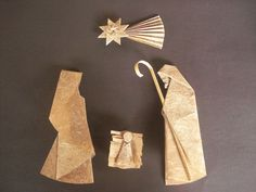 Lina Origami: Culla