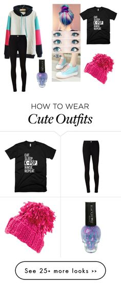 """Random Outfit #40"" by the-living-dead-girl667 on Polyvore"
