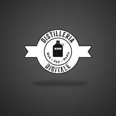 DISTILLERIA DIGITALE | Official Logo