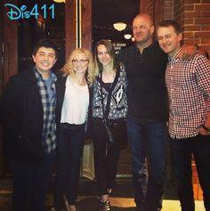 "Photos: ""Good Luck Charlie"" Cast Had Dinner Together April 2, 2014"
