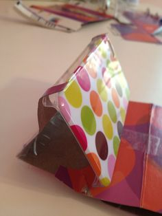 How to Make a DIY iPhone Stand Out of a Tissue Box! Diy Iphone Stand, Project 3, Tissue Boxes, Good Thoughts, Stuff To Do, Diy Crafts, Nice, Creative, Board