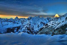 Island Peak, Nepal | View