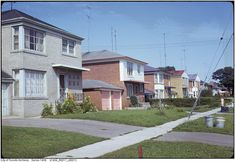 Image result for 60s suburbs