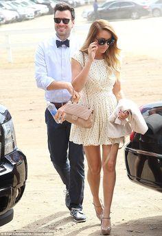 lauren conrad....I want the dress....