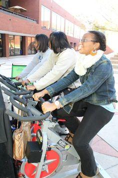 #ToyotaGreenInitiative visits Spelman College on the #GreenCampusTour