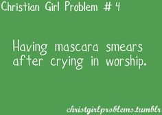 christian girl problems tumblr - Google Search