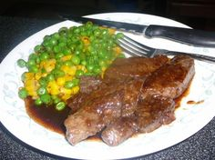 Honey Steak Marinade