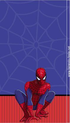 rotulo tubete homem aranha
