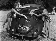 VW car wash. Tradizione!!