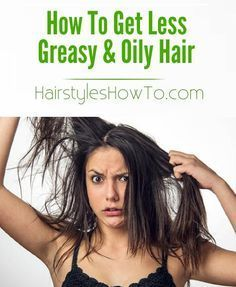 Simple trick for getting rid of oil and grease and bringing volume back to your dull, lifeless hair.