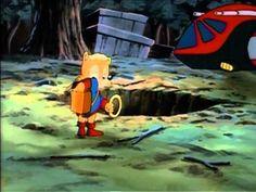 Sonic the Hedgehog (SatAM) Episode 8 - Hooked on Sonics Sonic Satam, Mighty Morphin Power Rangers, Thomas The Tank, Thundercats, Pet Shop, Sonic The Hedgehog, Hedge Hog, Childhood, Old Things