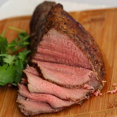 Slow-Roasted Beef for Sandwiches This method is super easy. The meat is tender and cooked perfectly. #allrecipesallstars #myallrecipes