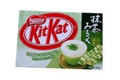 KitKat Green Tea - Japan