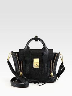 2ae82af883ec 3.1 Phillip Lim - Pashli Mini Satchel - Saks.com Italian Leather Jackets
