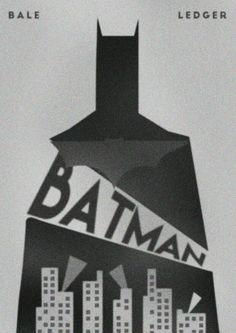 Noir Batman