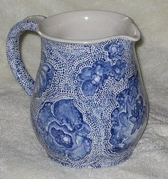 Blue & White - Pitcher
