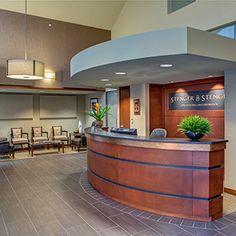 Commercial Projects - Jennifer Butler Interior Design