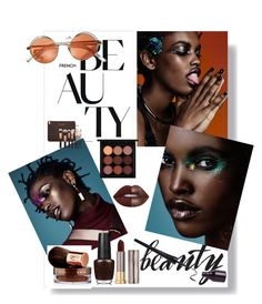 """""""Untitled #297"""" by carrington2016 ❤ liked on Polyvore featuring beauty, Vita Liberata, OPI, MAC Cosmetics and Urban Decay"""