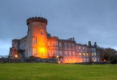 Drumoland Castle, Ireland #travel #ecoXplorer