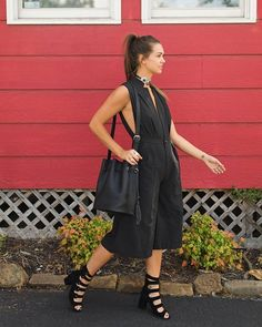Fall in Line // Midi Jumpsuit, $49.90 // Available @maude_nwa and online…