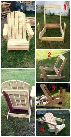 Diy outdoor furniture, Outdoor furniture chairs, Pallet patio furniture Ana White Modern Outdoor Chair from Diy Furniture Chair, Pallet Furniture Designs, Pallet Garden Furniture, Outdoor Furniture Chairs, Diy Chair, Rustic Furniture, Furniture Ideas, Wooden Patio Chairs, Furniture Layout
