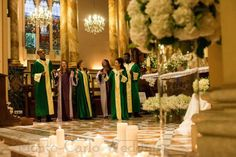 Gospel choir for your church is such an emotional animation for your wedding ceremony. Wedding by Monte-Carlo Weddings