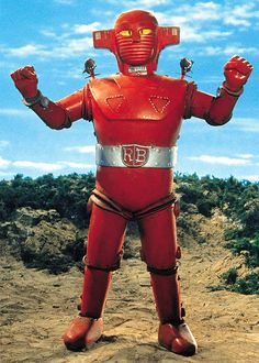 Super Robot Red Baron