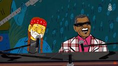 Willie Nelson once played chess with Ray Charles in the dark        · Great Job, Internet!       · The A.V. Club