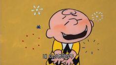 Cartoon People, Cartoon Memes, Cute Cartoon, Charlie Brown Meme, Snoopy Wallpaper, Korean Language, Teenage Dirtbag, Peanuts Gang, Cool Words