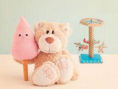 Amigurumi Cotton Candy - FREE Crochet Pattern / Tutorial
