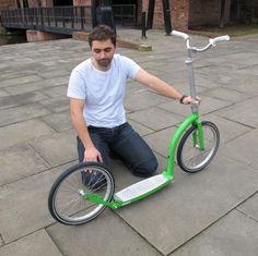 Geetobee: Patinete (scooter) dobrável  ótimo para ir trabalhar ou apenas circular pela da cidade. Feito para adultos com várias opções...