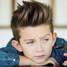 Boys Quiff Hairstyles - Best Boys Haircuts: Cool Hairstyles For Little Boys and Tween Kids Hairstyles For Teenage Guys, Trendy Boys Haircuts, Older Mens Hairstyles, Little Boy Hairstyles, Baby Boy Haircuts, Quiff Hairstyles, Haircuts For Men, Cool Hairstyles, Short Haircuts