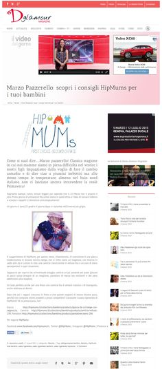 Marzo 2015 - 1 http://www.donnaglamour.it/marzo-pazzerello-scopri-i-consigli-hipmums-per-i-tuoi-bambini/mamma/