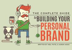 The Complete guide to your Personal Brand #pinstaguy